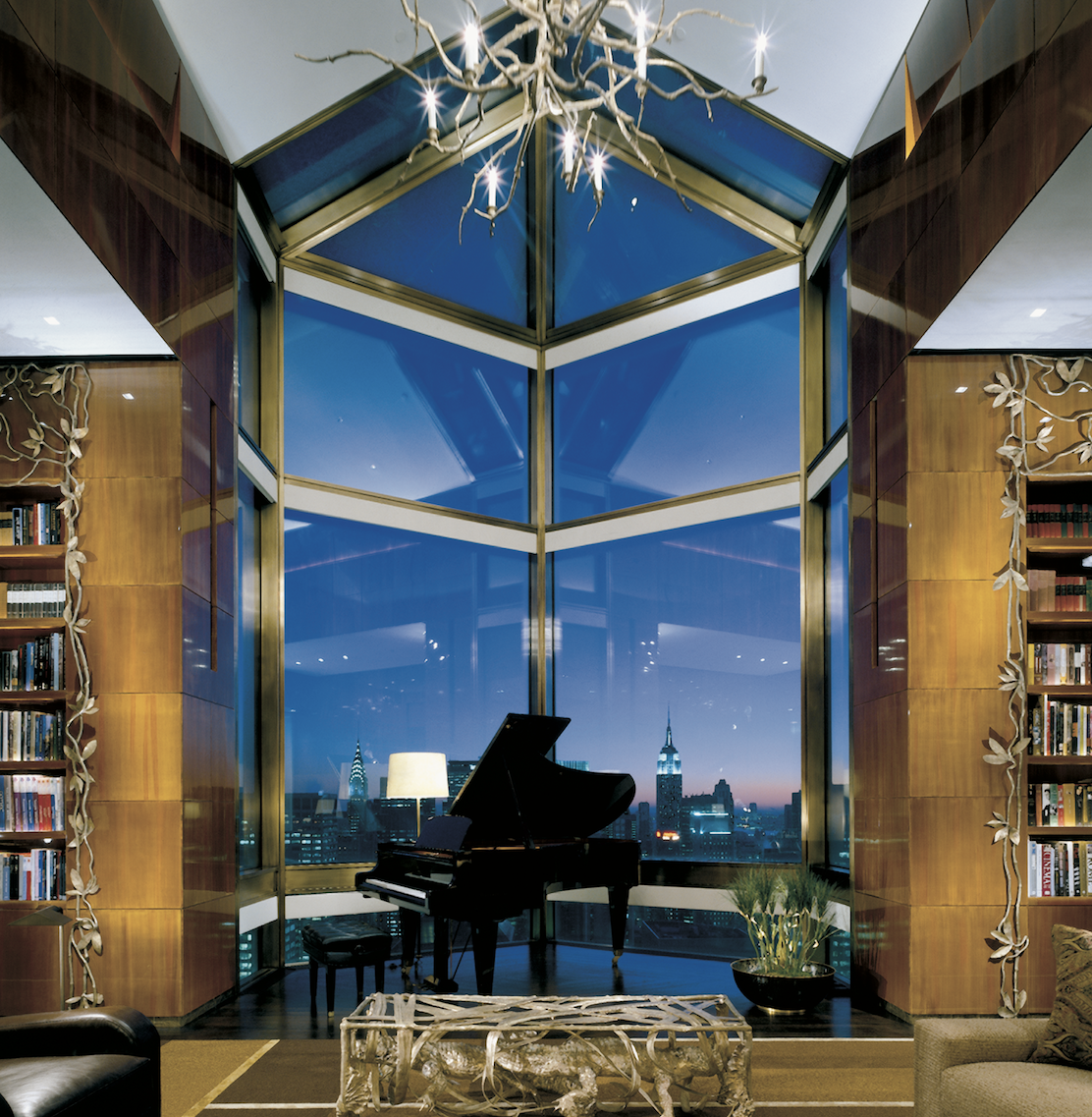 TY Warner Penthouse suite