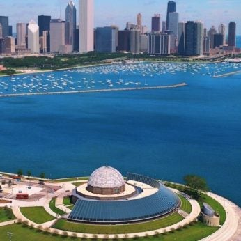 Adler Planetarium - Things to do at Night in Chicago