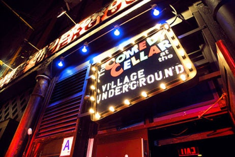 comedy cellar - best things to do at night in new york
