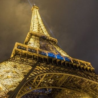 Eiffel Tower - best things to do at night in Paris