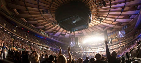 madison square garden - best things to do at night in new york