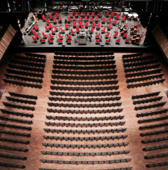 Salle Pleyel - best things to do at night in Paris
