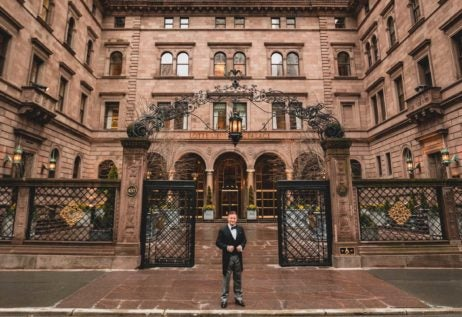 Chamber Magic at Lotte New York Palace - best things to do at night in new york