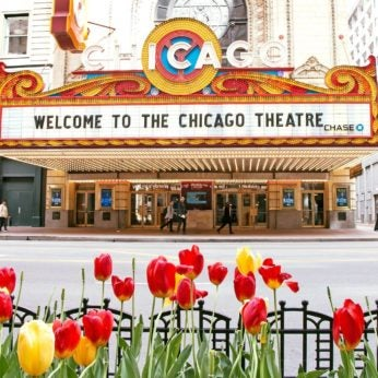 Chicago Theatre - Things to do at Night in Chicago