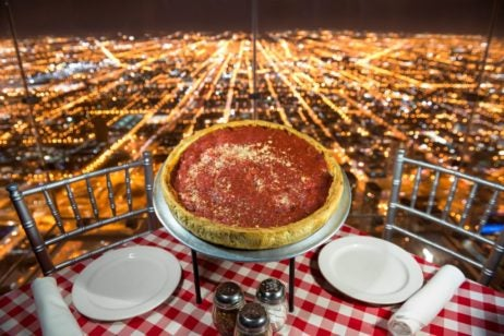 Skydeck - Things to do at Night in Chicago