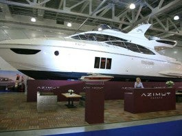 Moscow Boat Show
