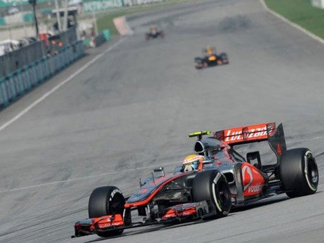 Formula One Malaysian Grand Prix