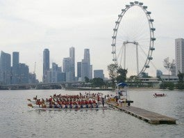 Singapore Dragon Boat Festival