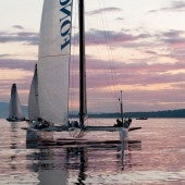 SAILING LAkE GENEVA