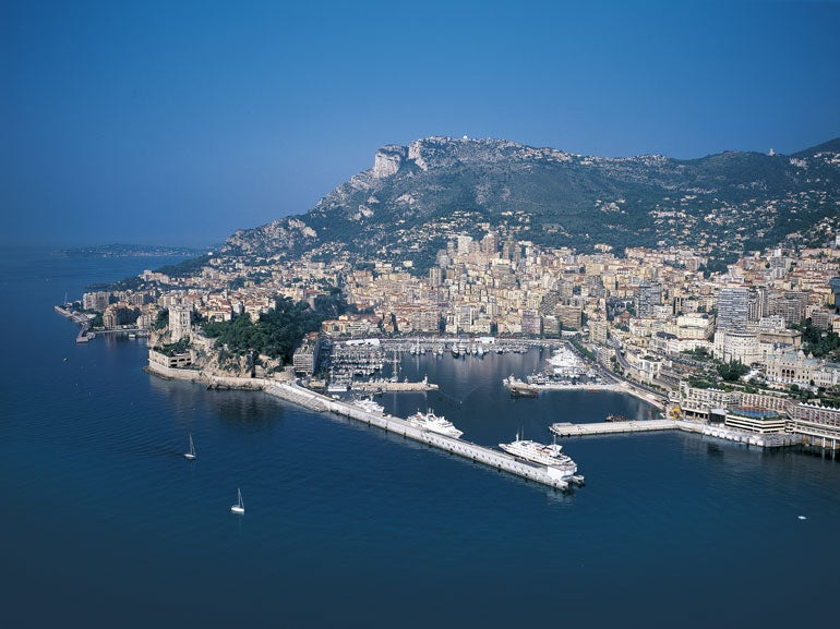 pOrt HErCuLE © MONACO prESS CENtrE