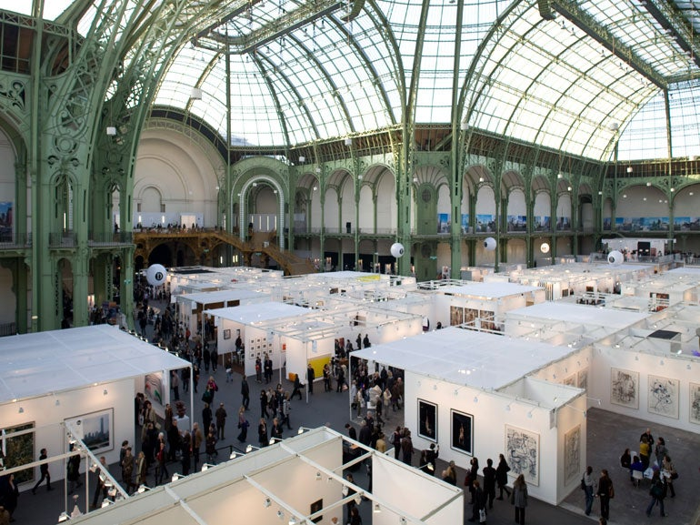 FIAC (FOIRE INTERNATIONALE D'ART CONTEMPORAIN)