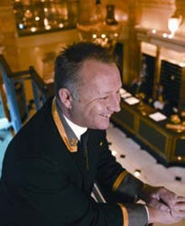 Concierge service at Dorchester Hotel London