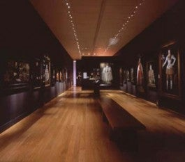 Inside National Portrait Gallery