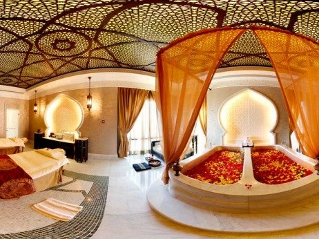 ANANT ARA SPA at emirates palace