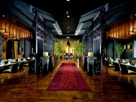 buddha-bar - best restaurants in dubai