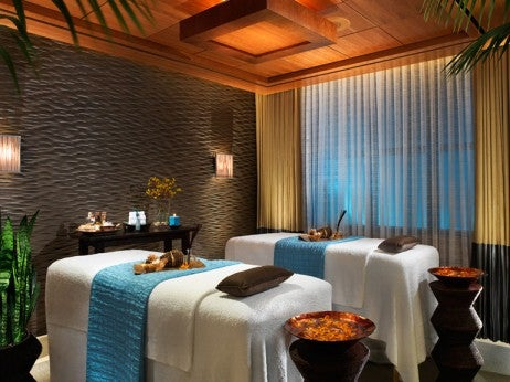 The 5 best spas in las vegas elite traveler for Best spa for couples