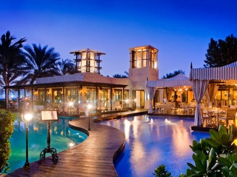 The 13 best restaurants in dubai elite traveler for Barcelo jardin mar
