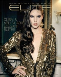 Elite Traveler Magazine September October 2012