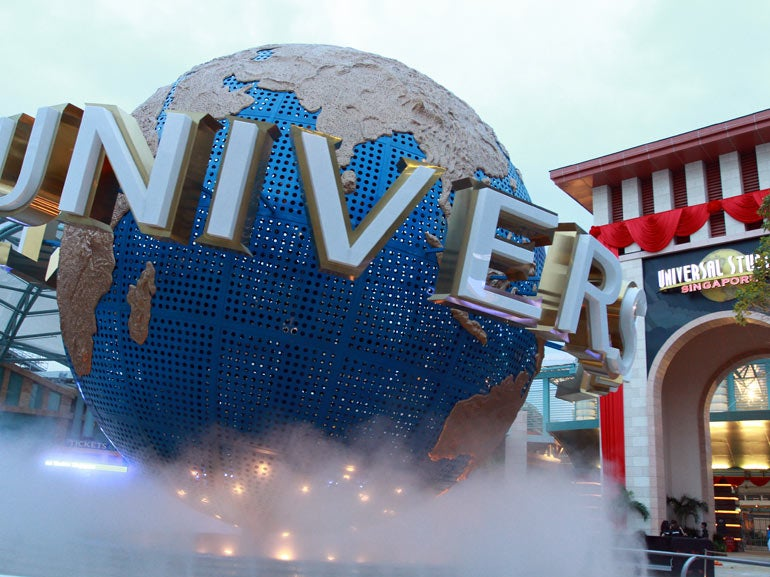 Enjoy a VIP Tour at Universal Studios