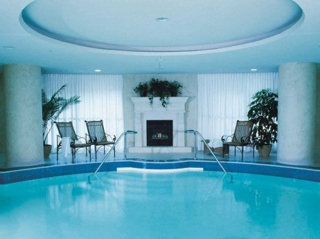 FIRESIDE SALTS POOL AT THE WINDSOR ARMS HOTEL SPA