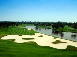 Golf Course Thai Country Club