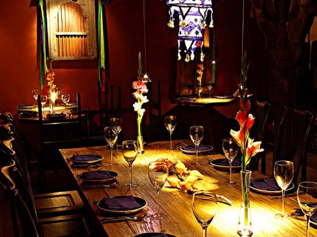 Hazara private dining room