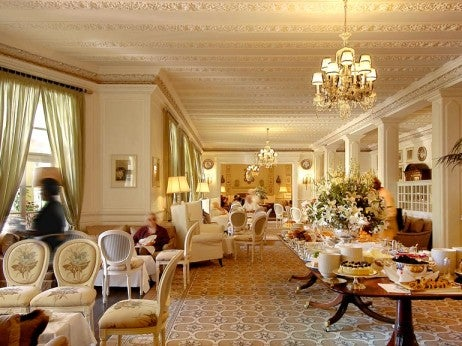 Mount Nelson HOTEL lounge