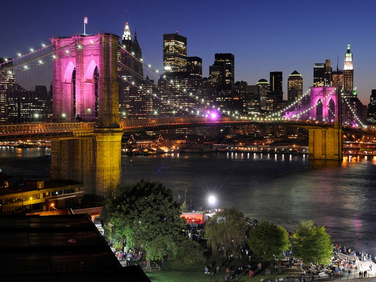 The 10 best things to do at night in new york elite traveler for Places to see in nyc at night