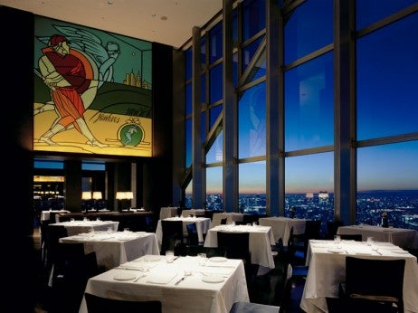 The 19 best restaurants in tokyo elite traveler for Top design hotels tokyo