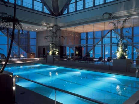 SWIMMINg POOL, PARK HyATT