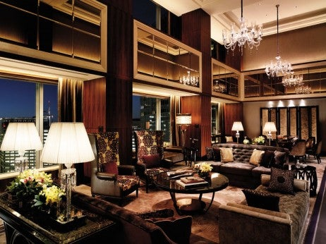 The 7 Best Hotels In Tokyo