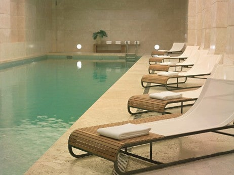 SWIMMINg POOL, ANÍN WELLNESS & SPA