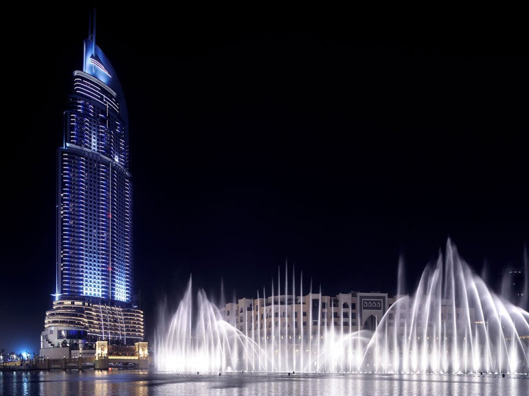 The 9 Best Things To Do At Night In Dubai Elite Traveler