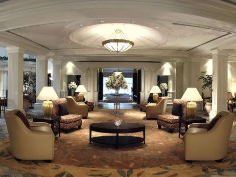 The Lobby The Claridges