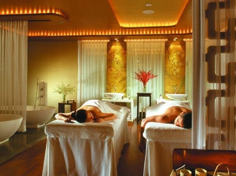 The Oriental Spa at Mandarin Oriental