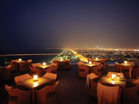 Uptown Bar - Things to do at Night in Dubai