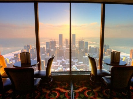 Signature Lounge at the 96th - Things to do at Night in Chicago
