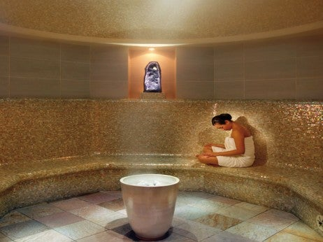 the Spa at Mandarin oriental , ne w yor k