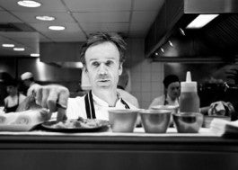 Marcus Wareing at The Berkeley
