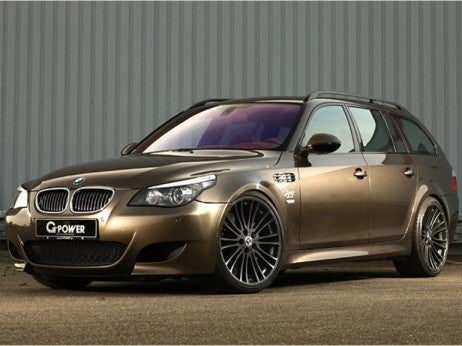 M5 Touring G Power Hurricane RS