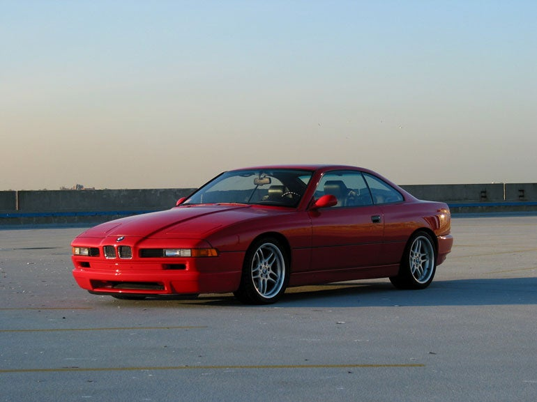 BMW M8 Prototype (E31)