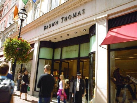 BROWN tHOMAS