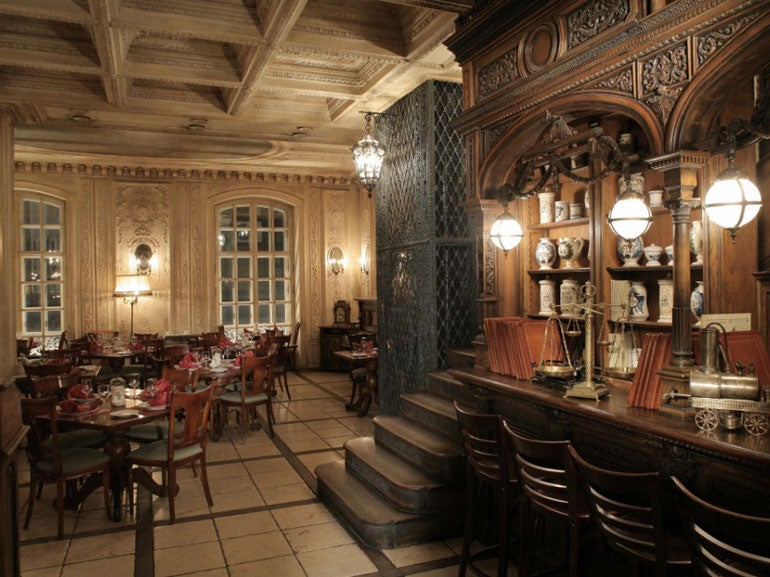 The 8 Best Restaurants In Moscow Page 2 Of 9 Elite Traveler