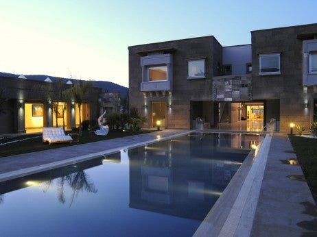 Pool and Galleries, Casa Dell'Arte Residence