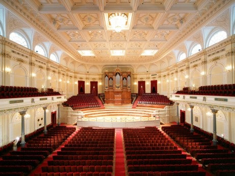 Concertgebouw - Best Things to do at Night in Amsterdam