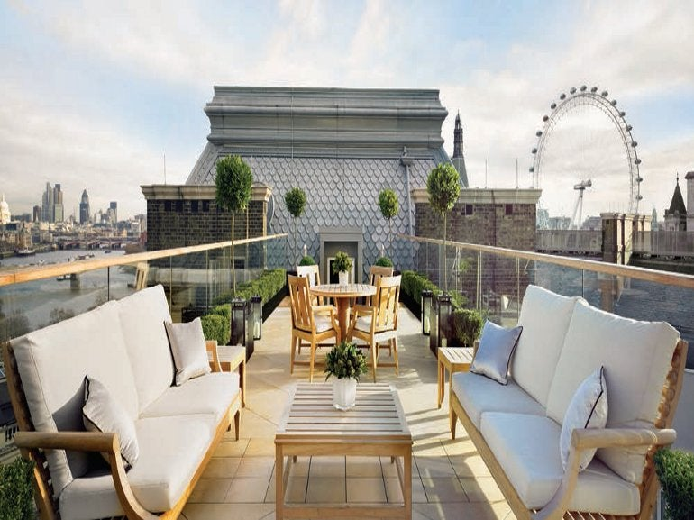 Corinthia Hotel London Elite Traveler