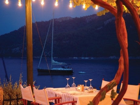 Terrace Restaurant at The Dionysos Estate