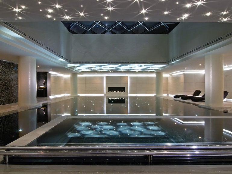 best luxury spa