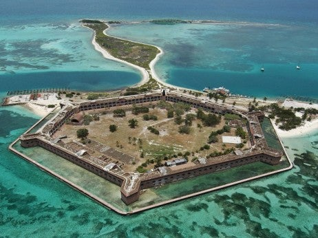 Fort Jefferson, Dry Tortugas National Park © Andy Newman