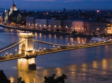 Enjoy Lavish Views At Budapest's Most Exclusive Dining Experience